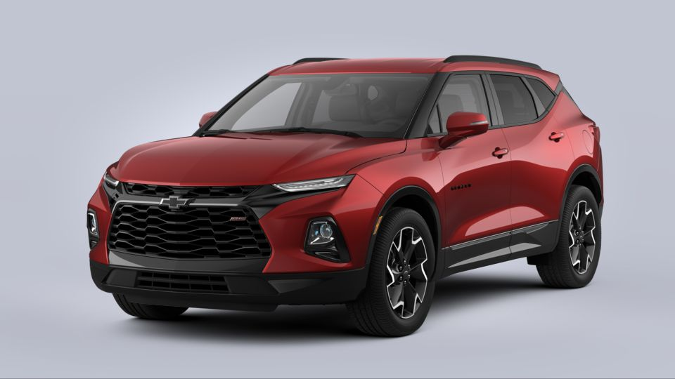 2021 Chevrolet Blazer Vehicle Photo in Casper, WY 82609