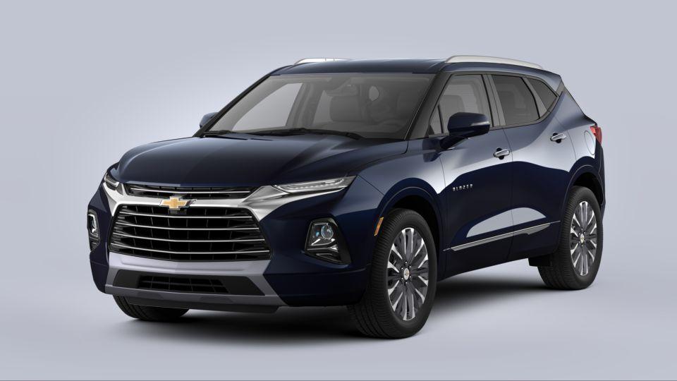 2021 Chevrolet Blazer Vehicle Photo in Columbia, MO 65203-3903