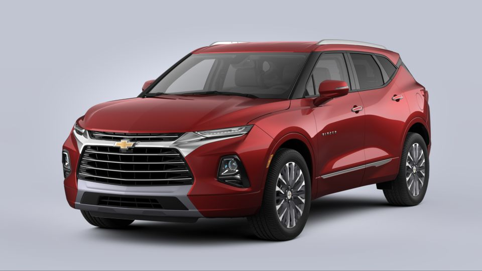 2021 Chevrolet Blazer Vehicle Photo in Joliet, IL 60435