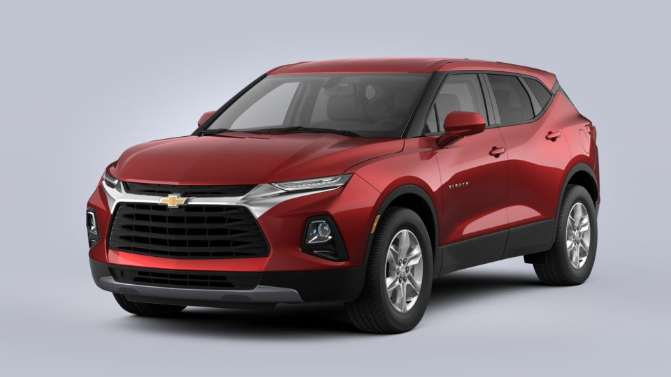 2021 Chevrolet Blazer Vehicle Photo in Puyallup, WA 98371