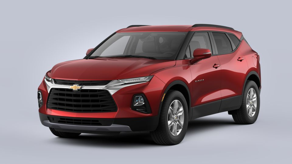 2021 Chevrolet Blazer Vehicle Photo in Wendell, NC 27591