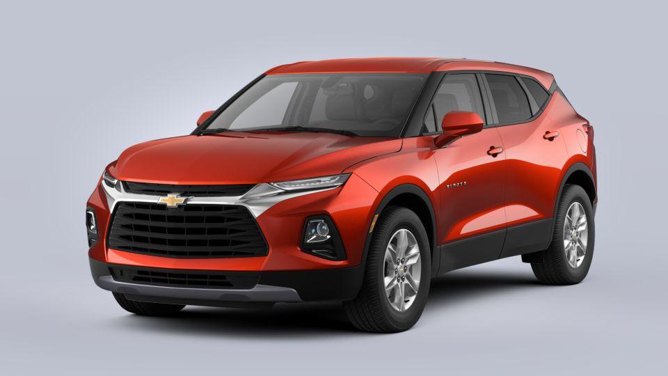 2021 Chevrolet Blazer Vehicle Photo in San Angelo, TX 76903