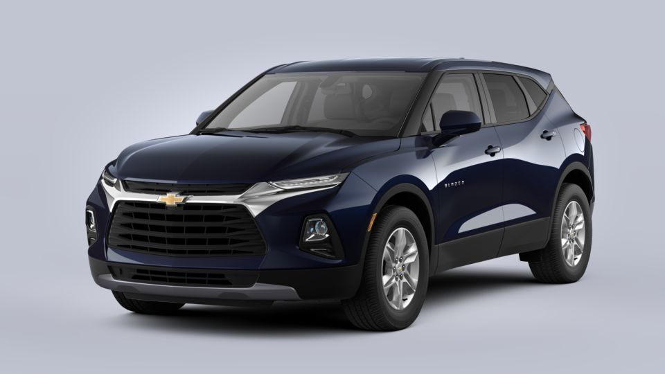 2021 Chevrolet Blazer Vehicle Photo in Oakdale, CA 95361