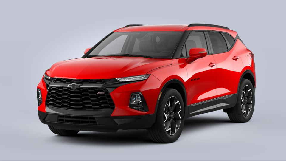 2021 Chevrolet Blazer Vehicle Photo in Vincennes, IN 47591