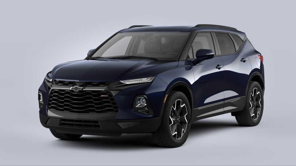 2021 Chevrolet Blazer Vehicle Photo in Fort Worth, TX 76116