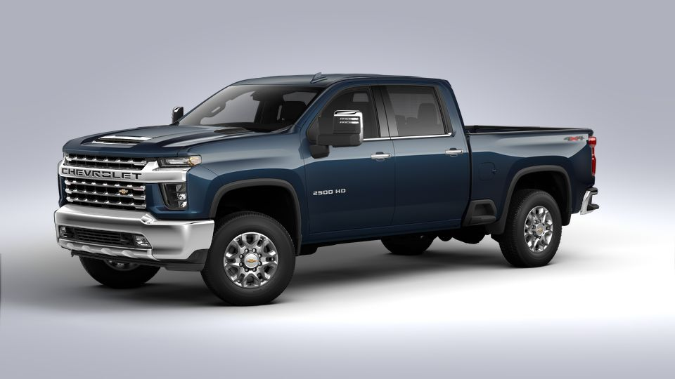 2021 Chevrolet Silverado 2500HD Vehicle Photo in Lake Bluff, IL 60044