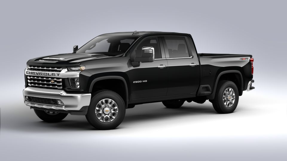 2021 Chevrolet Silverado 2500HD Vehicle Photo in North Jackson, OH 44451