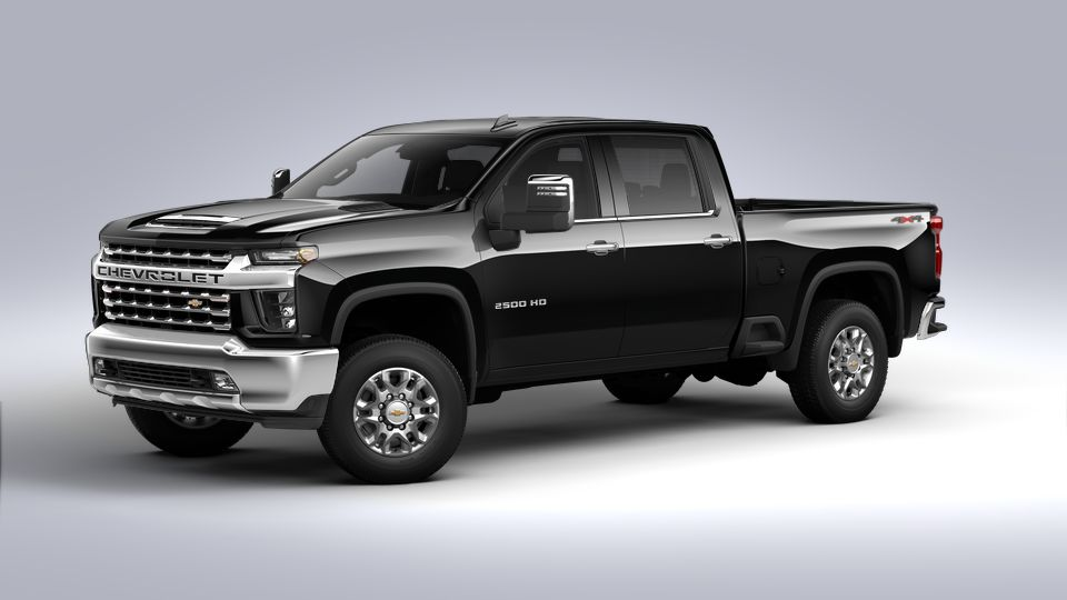 2021 Chevrolet Silverado 2500HD Vehicle Photo in Bartow, FL 33830