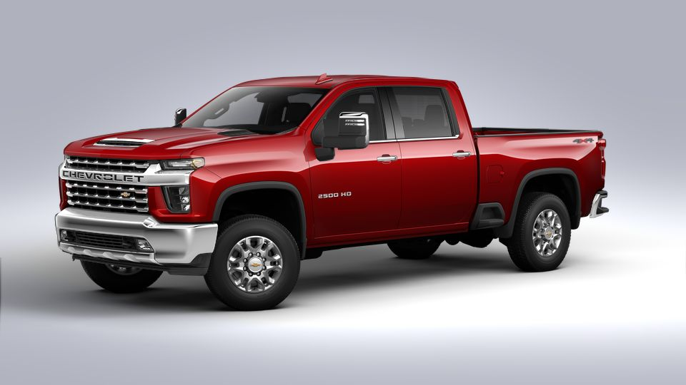 2021 Chevrolet Silverado 2500HD Vehicle Photo in Boonville, IN 47601