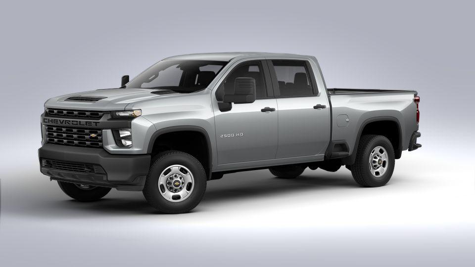 2021 Chevrolet Silverado 2500HD Vehicle Photo in Selma, TX 78154