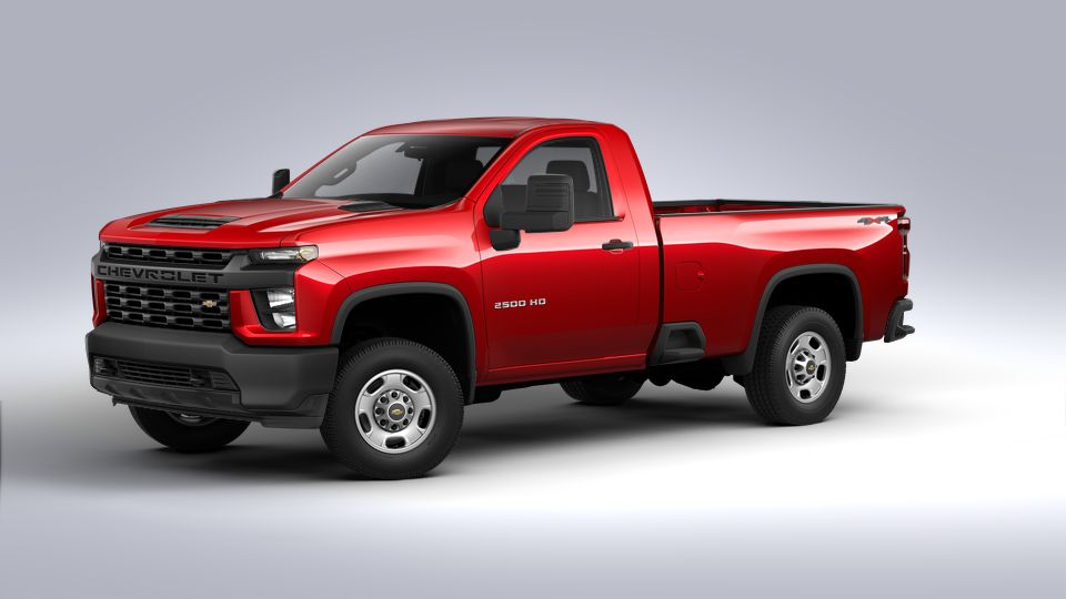 2021 Chevrolet Silverado 2500HD Vehicle Photo in Norwich, NY 13815