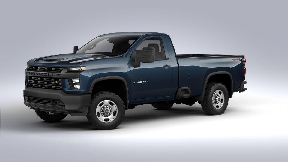 2021 Chevrolet Silverado 2500HD Vehicle Photo in Madison, WI 53713