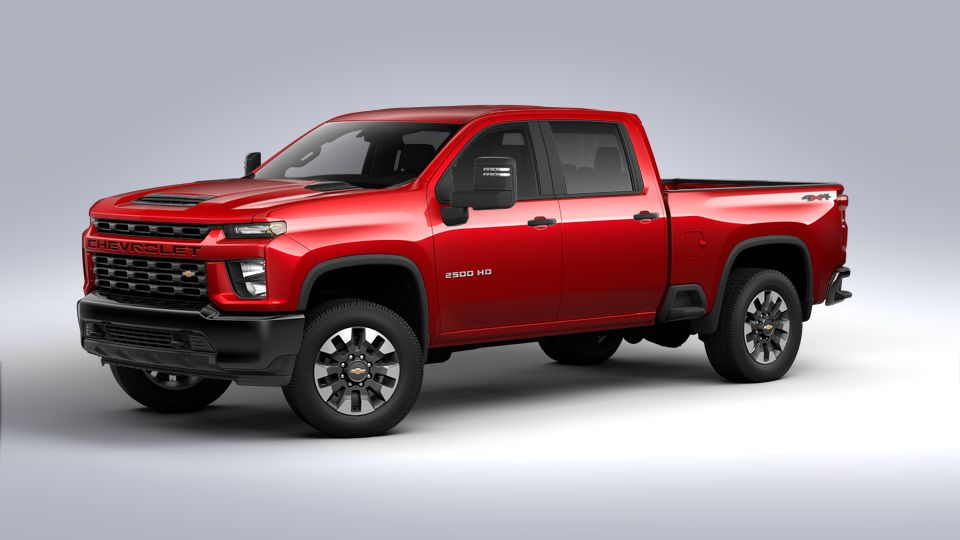 2021 Chevrolet Silverado 2500HD Vehicle Photo in Tulsa, OK 74133