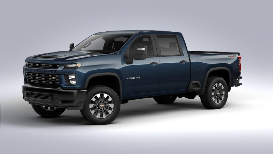 2021 Chevrolet Silverado 2500HD Vehicle Photo in TORRINGTON, CT 06790