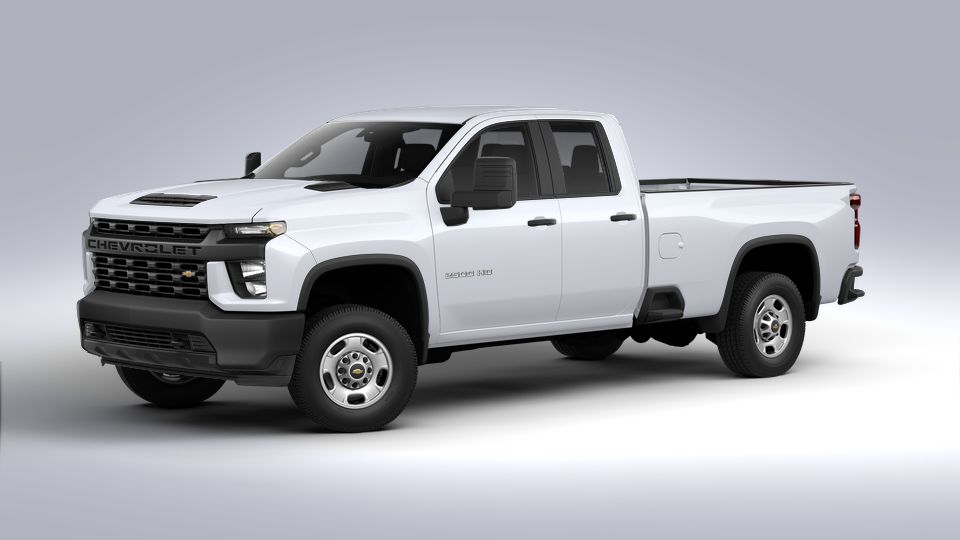 2021 Chevrolet Silverado 2500HD Vehicle Photo in Wendell, NC 27591
