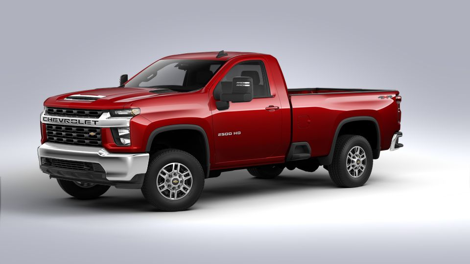 2021 Chevrolet Silverado 2500HD Vehicle Photo in St. Clairsville, OH 43950