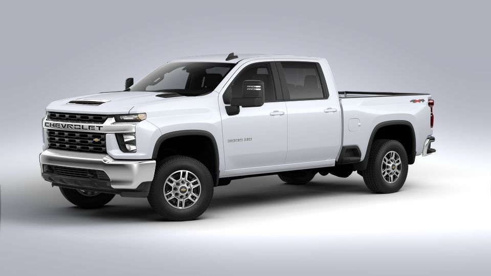 2021 Chevrolet Silverado 2500HD Vehicle Photo in Sterling, IL 61081