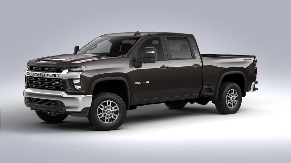 2021 Chevrolet Silverado 2500HD Vehicle Photo in Miami, FL 33172