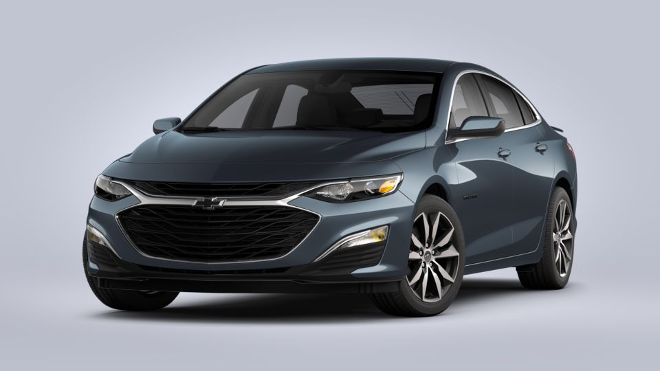 2021 Chevrolet Malibu Vehicle Photo in Spokane, WA 99207