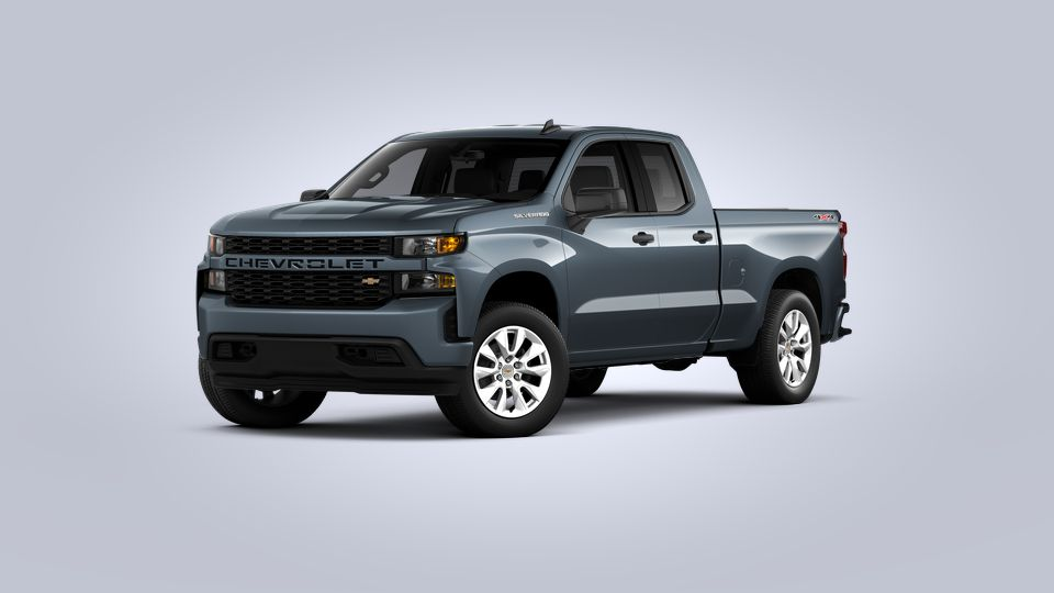 2021 Chevrolet Silverado 1500 Vehicle Photo in Boston, NY 14025