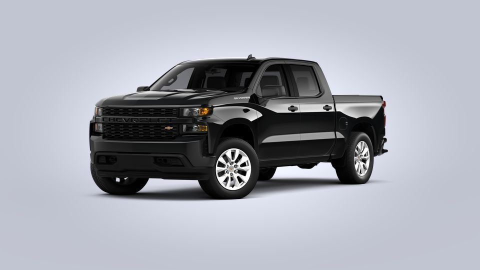 2021 Chevrolet Silverado 1500 Vehicle Photo in Midland, TX 79703