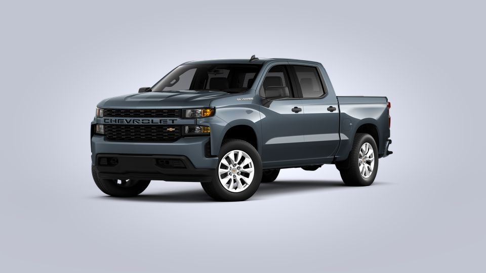 2021 Chevrolet Silverado 1500 Vehicle Photo in La Mesa, CA 91942
