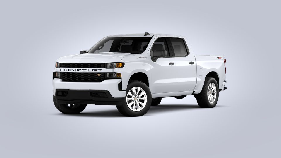 2021 Chevrolet Silverado 1500 Vehicle Photo in Puyallup, WA 98371