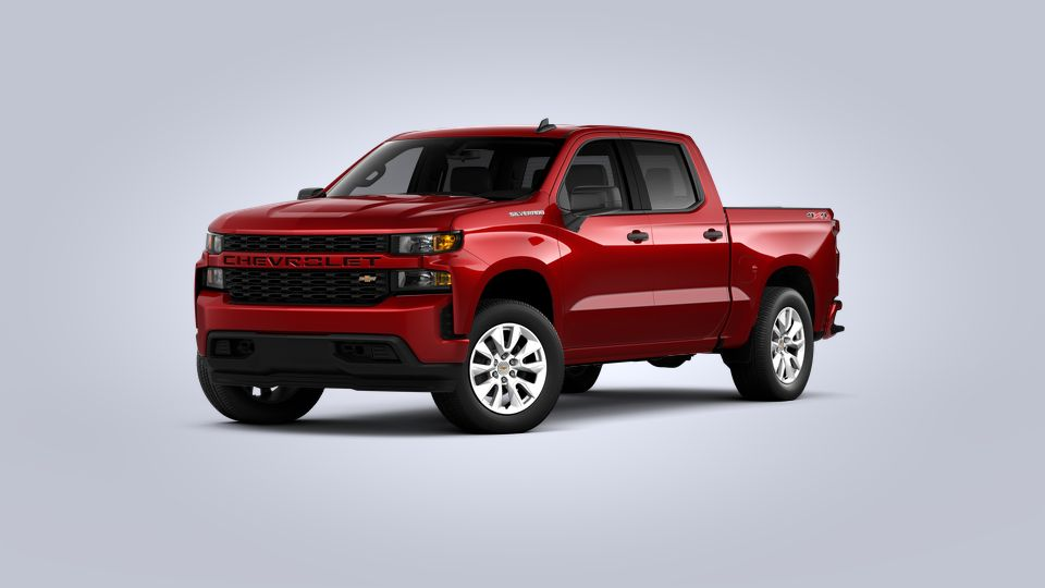 2021 Chevrolet Silverado 1500 Vehicle Photo in Gardner, MA 01440