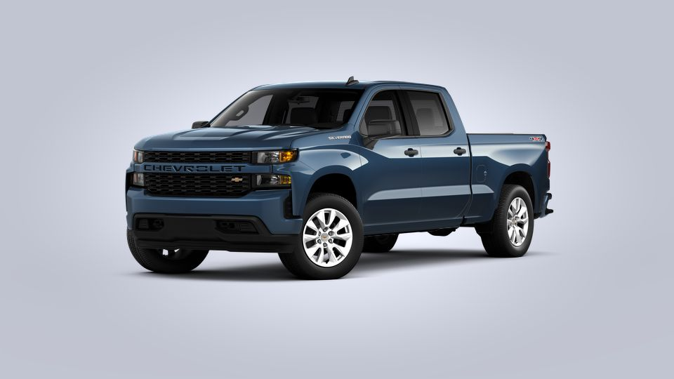 2021 Chevrolet Silverado 1500 Vehicle Photo in Rockville, MD 20852