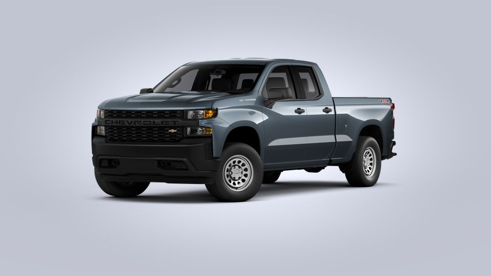 2021 Chevrolet Silverado 1500 Vehicle Photo in Wakefield, MA 01880