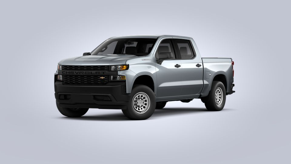 2021 Chevrolet Silverado 1500 Vehicle Photo in Van Nuys, CA 91401