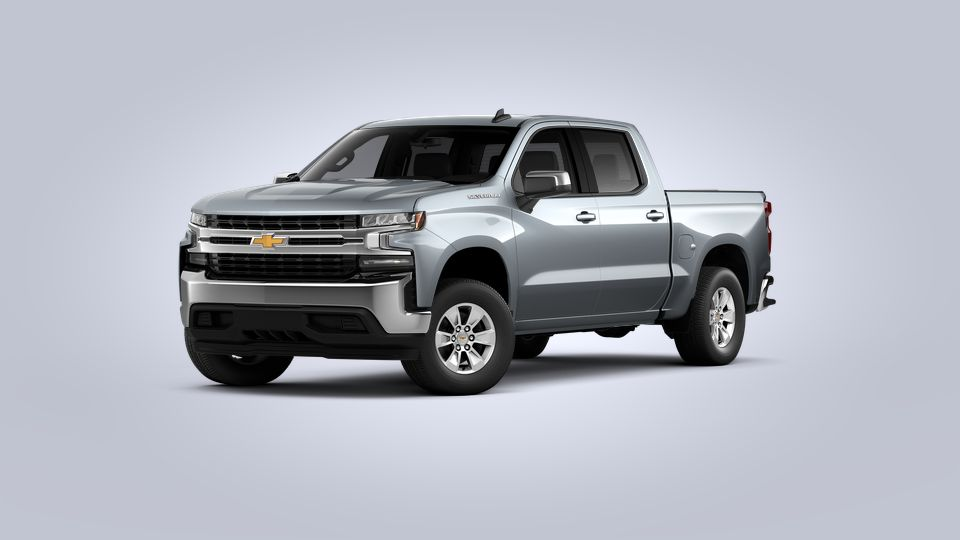 2021 Chevrolet Silverado 1500 Vehicle Photo in Elgin, TX 78621