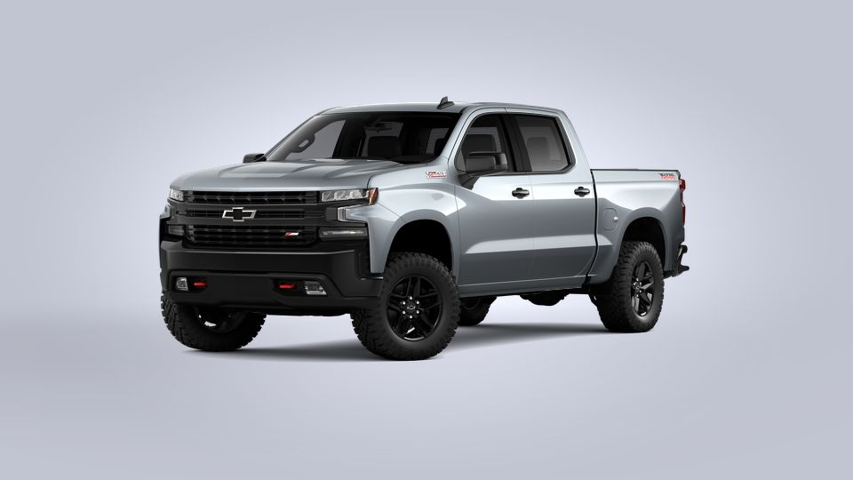 2021 Chevrolet Silverado 1500 Vehicle Photo in Owensboro, KY 42303