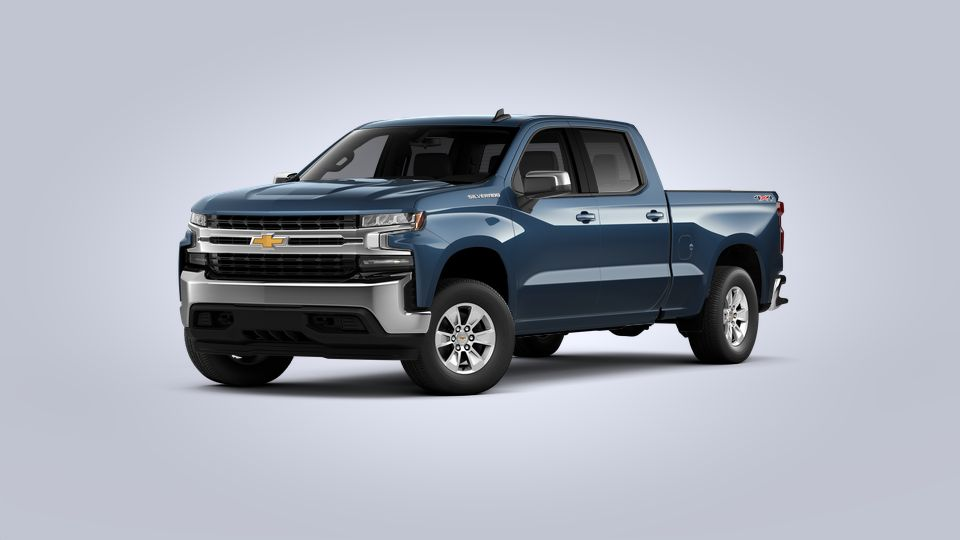 2021 Chevrolet Silverado 1500 Vehicle Photo in Bend, OR 97701