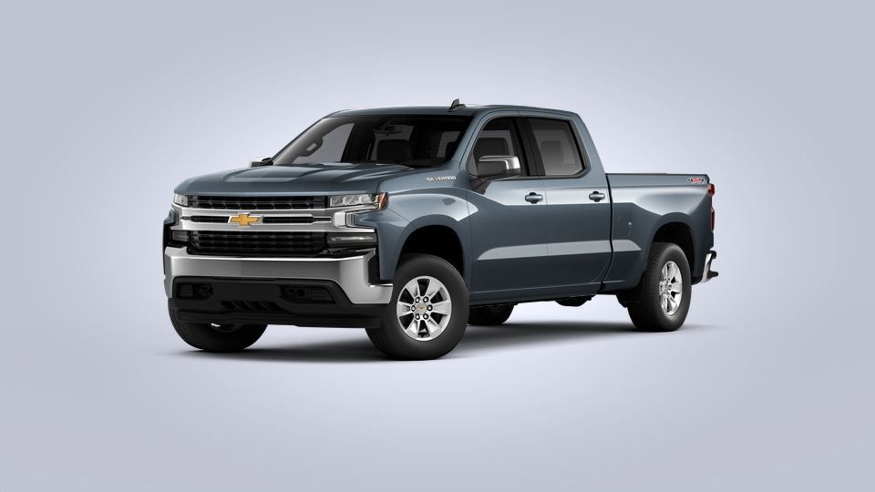 2021 Chevrolet Silverado 1500 Vehicle Photo in Spokane, WA 99207