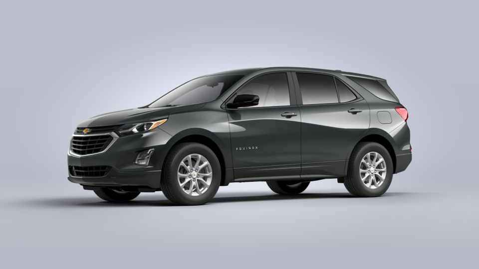 2021 Chevrolet Equinox Vehicle Photo in St. Clairsville, OH 43950
