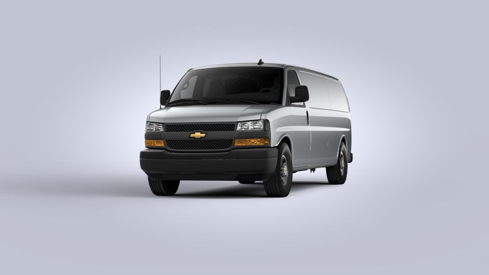 2021 Chevrolet Express Cargo Van Vehicle Photo in Milford, OH 45150