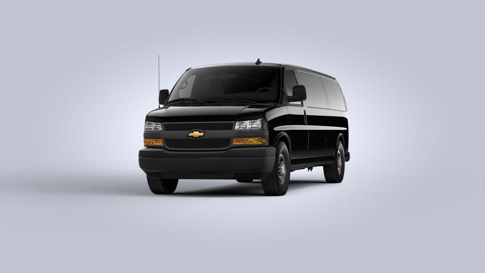 2021 Chevrolet Express Cargo Van Vehicle Photo in Burlington, WI 53105