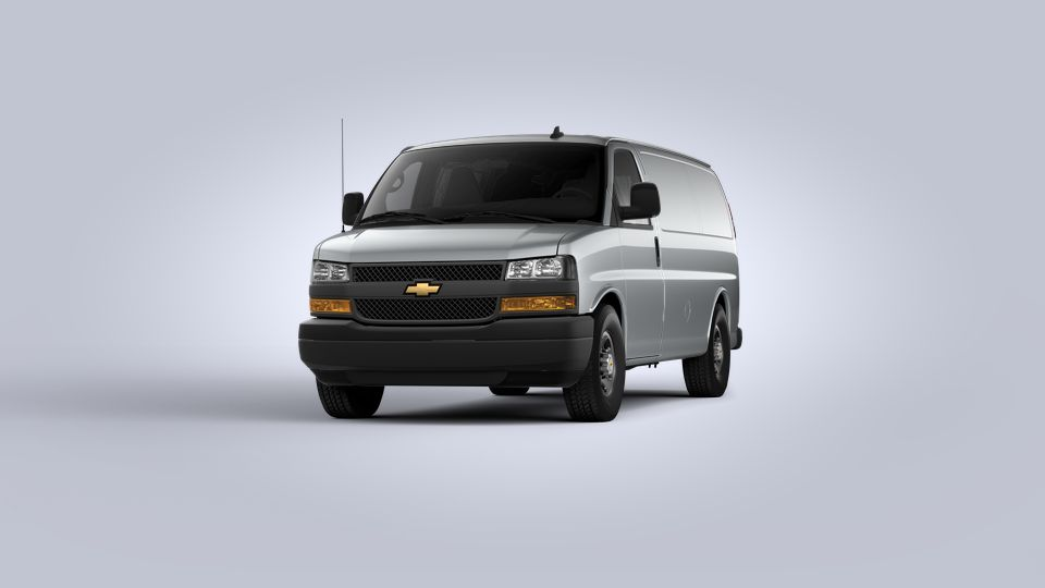 2021 Chevrolet Express Cargo Van Vehicle Photo in Moon Township, PA 15108