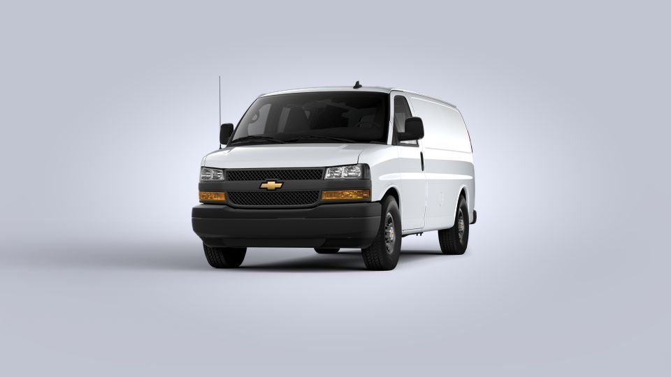 2021 Chevrolet Express Cargo Van Vehicle Photo in Midland, TX 79703