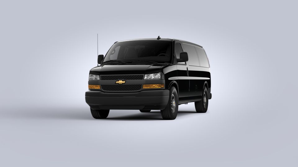 2021 Chevrolet Express Cargo Van Vehicle Photo in Beaufort, SC 29906