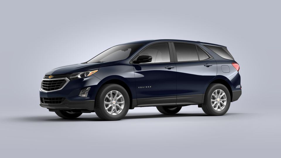 2021 Chevrolet Equinox Vehicle Photo in San Angelo, TX 76903