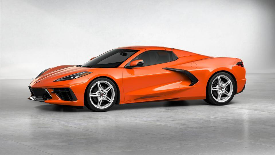 2021 Chevrolet Corvette Vehicle Photo in Cary, NC 27511