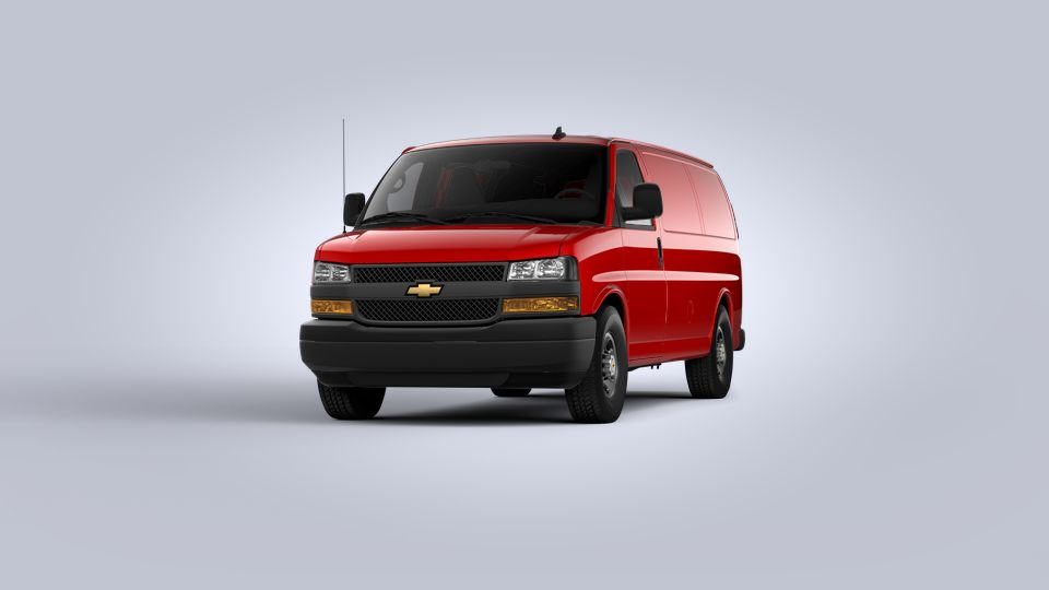 2021 Chevrolet Express Cargo Van Vehicle Photo in Tarentum, PA 15084