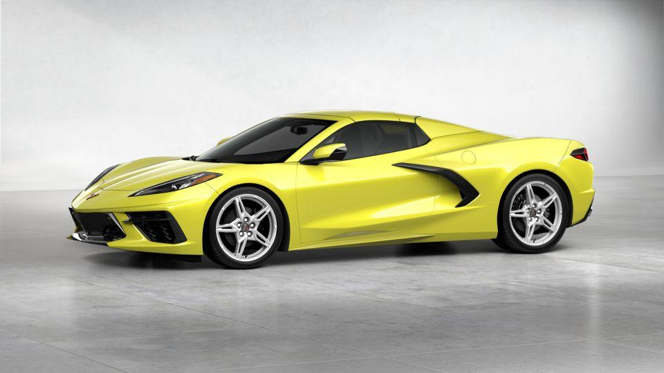 2021 Chevrolet Corvette Vehicle Photo in Greenacres, FL 33463