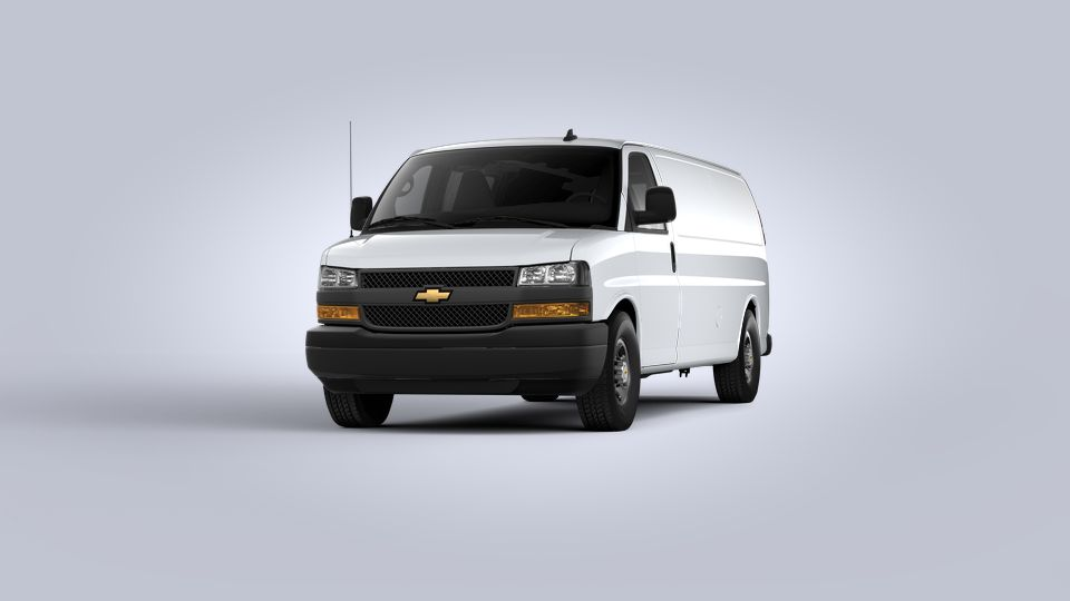 2021 Chevrolet Express Cargo Van Vehicle Photo in Middleton, WI 53562