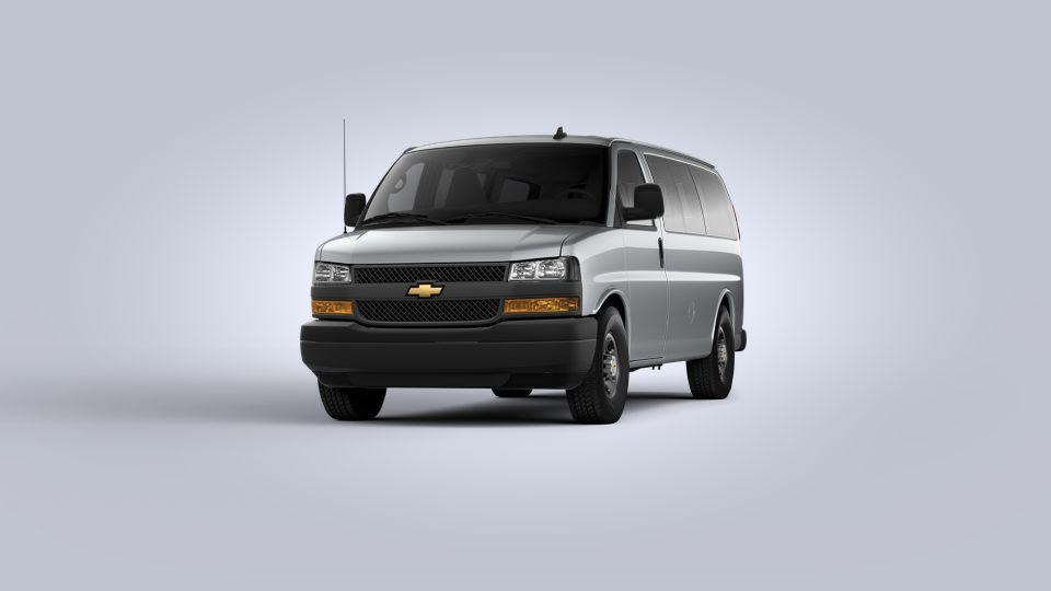 2021 Chevrolet Express Passenger Vehicle Photo in Burlington, WI 53105