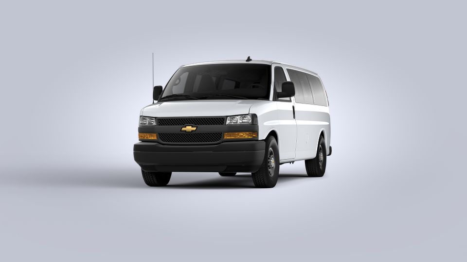2021 Chevrolet Express Passenger Vehicle Photo in Boston, NY 14025