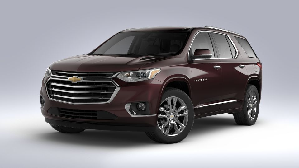 2021 Chevrolet Traverse Vehicle Photo in Norwich, NY 13815
