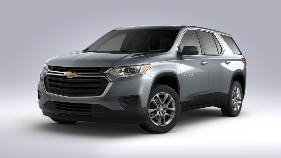 2021 Chevrolet Traverse Vehicle Photo in Spokane, WA 99207
